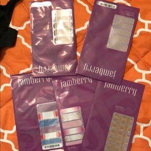 NIP Jamberry Nail Wraps